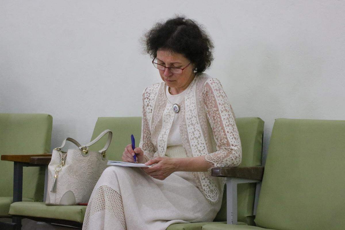 Заместитель директора по учебной работе приняла участие в семинаре по вопросам образовательного процесса
